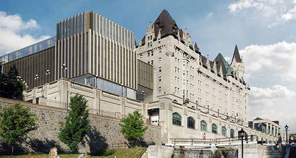 Chateau Laurier addition is an affront to property's heritage