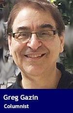 Greg Gazin