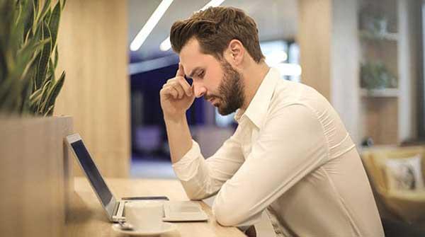 business stress entrepreneure