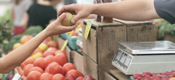 How do we solve the local food paradox?