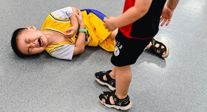 Why kids often don't stick with physiotherapy exercises