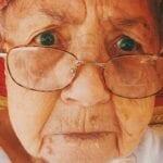 elderly woman grandmother