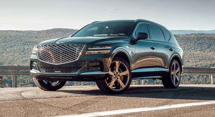Genesis GV80 has all the ingredients for the upscale SUV market