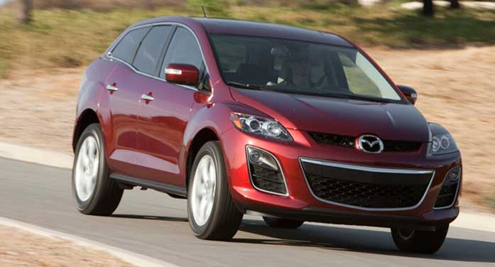 Buying used: 2011 Mazda CX-7 has held up well