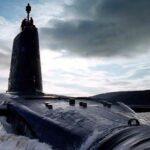 nuclear submarine military weapon ocean aukus